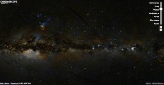 Chromscope: Visible sky