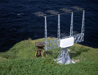 Photo: Replica atenna at Dover Heights