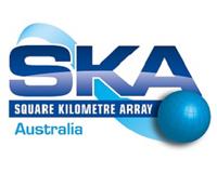 SKA Australia logo.