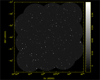 The full observed field. Credit: CSIRO