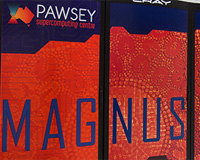 Magnus Supercomputer. Credit: Pawsey Centre.