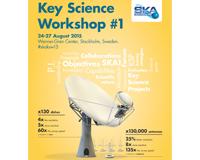 SKA Key Science Workshop poster.