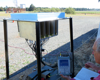 During tests of the 5x4 CSIRO PAF elements.