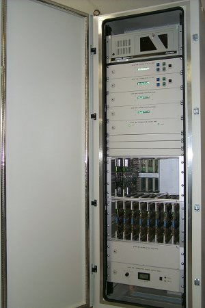 SEST Correlator front view